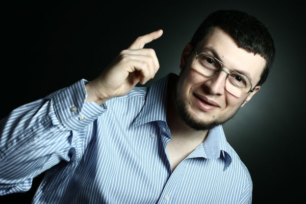 Бизнес-тренинг Александра Левитаса в Сыктывкаре